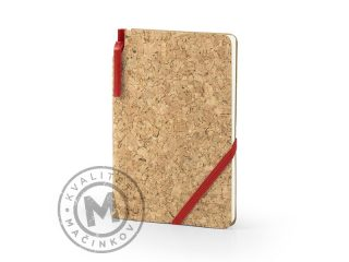 Cork Notebook, Cork