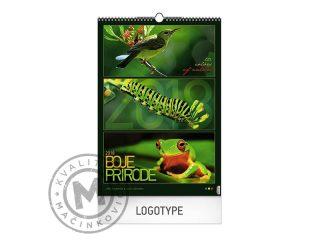 Kalendar, Boje prirode 34