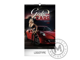 Kalendar, Girls and Cars