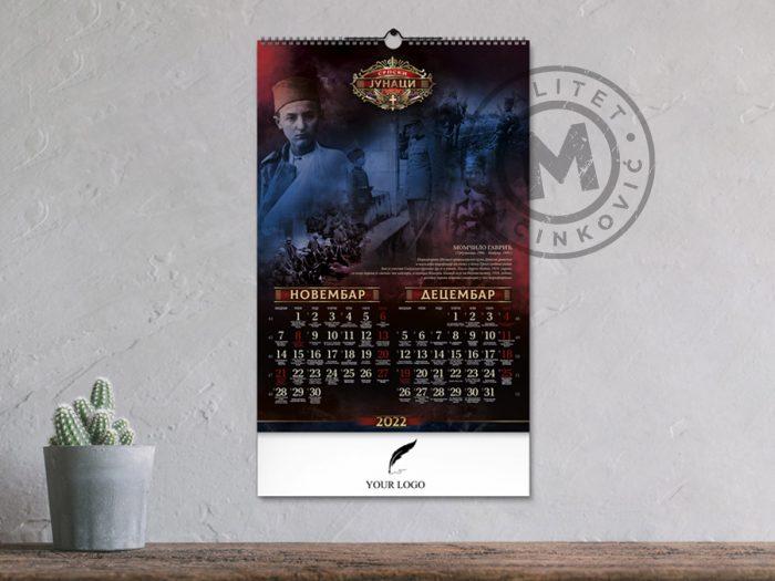 wall-calendar-serbian-heroes-nov-dec