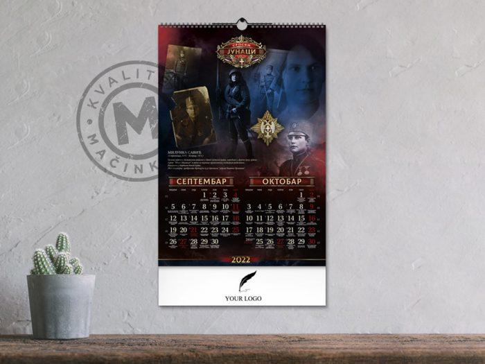wall-calendar-serbian-heroes-sep-okt