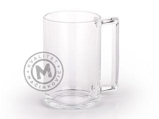 Glass Mug, Arca