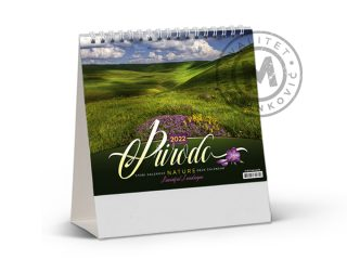Desk Calendar, Nature 06