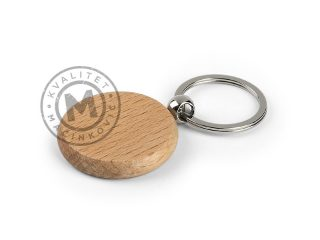 Wooden Key Chain, Woody