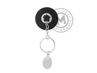 Metalni privezak za ključeve, Casa