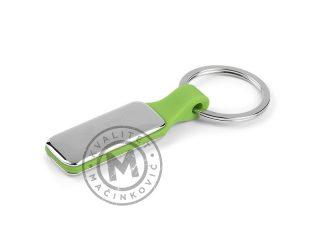 Metalni privezak za ključeve, Corso R