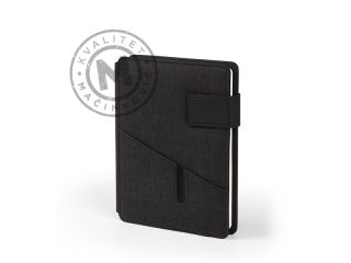 Notebook A5 with Power Bank, Power Note