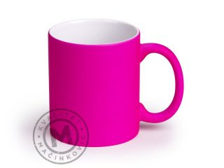 Ceramic Sublimation Mug, Lassi Neon