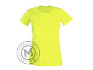 Women's Sports T-Shirt, Record Lady