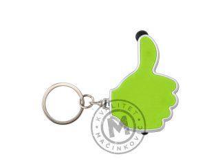 Metalni privezak za ključeve, 5852