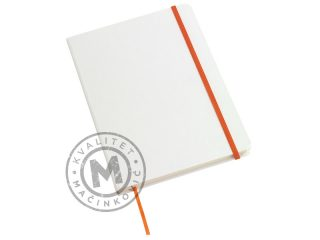 Notebook in A5 format, Author A5