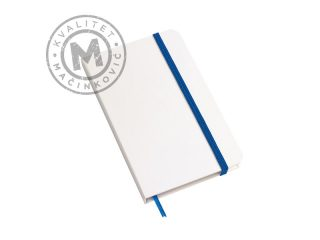 Notebook in A6 format, Author A6