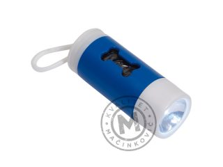 Baterijska lampa sa vrećama za otpatke, Dogs Helper