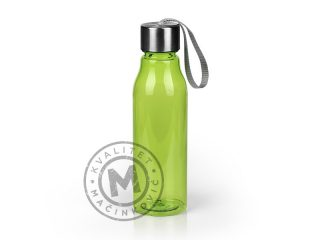 Plastic Sports Bottle, H2O