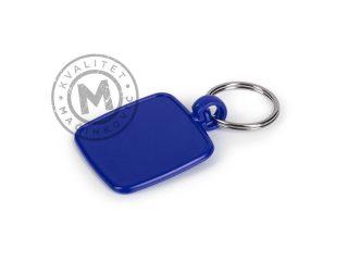 Plastični privezak za ključeve, Piatto