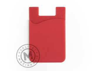 Silicone Card Holder for Phones, Pocket
