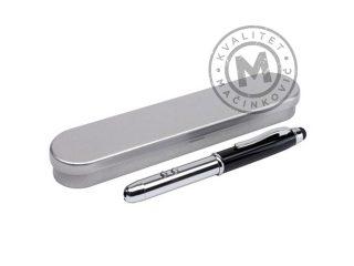 Hemijska olovka sa laserskim pokazivačem, Touch Talent