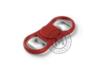 Plastic Bottle Opener-Spinner, Fizz