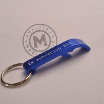Metal Key Chains / Bottle Openers with Engraving