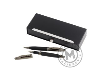 Writing Set, Black Elegance