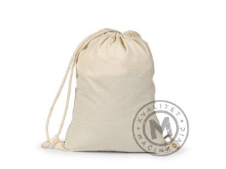 Cotton Backpack, Coconut
