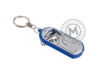 Key Ring with a LED Light, Open Light