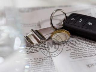 Metalni privezak za ključeve, Openend