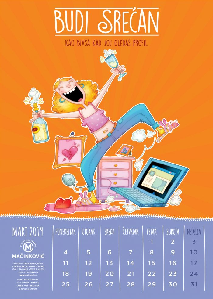 kalendar macinkovic mart