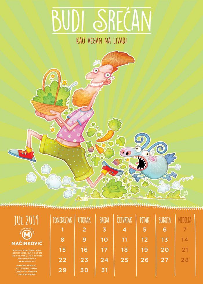 kalendar macinkovic jul