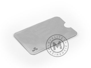 Card holder with RFID protection, Cover