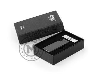 Metalni USB upaljač u poklon kutiji, Arc
