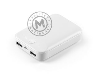 Power bank with 10000 mAh capacity, Base