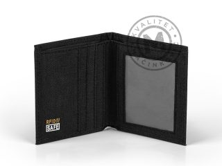 Wallet with RFID protection, Cash