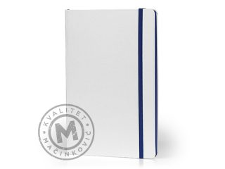 A5 notebook, Code White