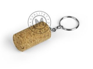 Cork key holder, Grappa