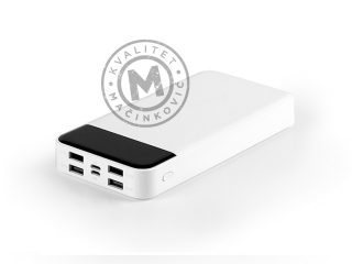 Power bank with 20000 mAh capacity, Mega