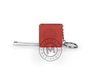 Key holder with measuring tape, Mile