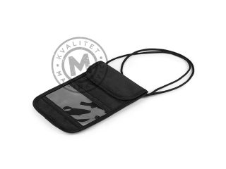 Neck wallet with RFID protection, Passport