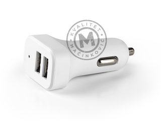 Car charger for mobile devices, Pilar