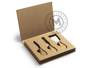 Cheese knife set, Formaggio Mini