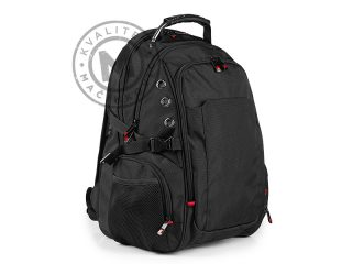 Backpack with three main compartments, Bern
