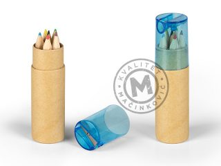 Colored pencils with sharpener, Create