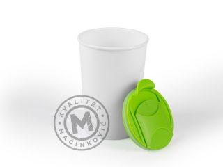 Plastic mug, Dolce