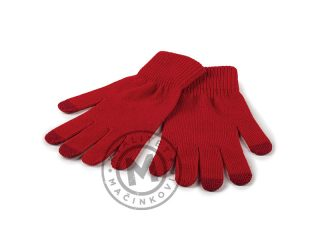 Gloves with 3 active ''touch'' finger tips, Swipe