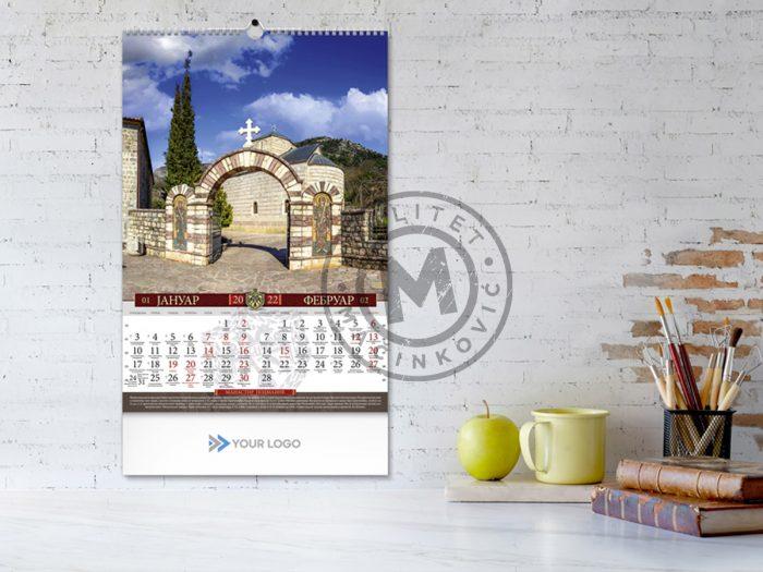 wall-calendar-shrines-of-montenegro-jan-feb