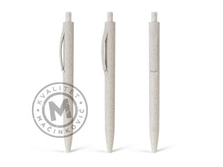 Biodegradable ball pen, Bridge Eco