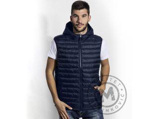 Unisex hooded vest, Jet Men