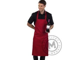 Twill chef's apron, Margarita