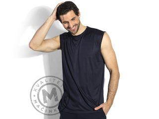 Sports sleeveless T-shirt, MVP