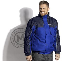 Workwear jacket with zip-off sleeves, Shift